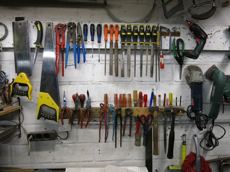 Devices Garage Tool Scale